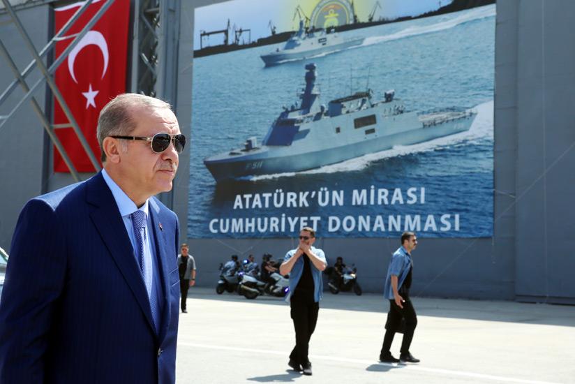 Η πρώτη γεώτρηση της Exxon στην Κύπρο «ανεβάζει στροφές» στην τουρκική  προκλητικότητα c97f7e68a0b